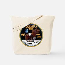 Apollo 11 45th Anniversary Tote Bag