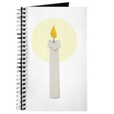 Flame Candle Journal