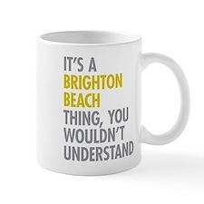 Brighton Beach Thing Mug