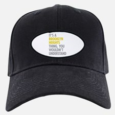 Brooklyn Heights Thing Baseball Hat