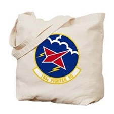 163d Fighter Squadron Tote Bag