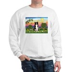Bright Country/Border Collie Sweatshirt