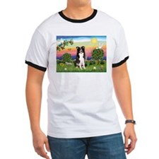 Bright Country/Border Collie T