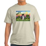 Bright Country/Border Collie Light T-Shirt