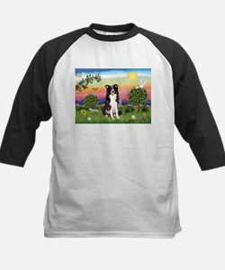 Bright Country/Border Collie Tee