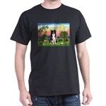 Bright Country/Border Collie Dark T-Shirt
