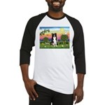 Bright Country/Border Collie Baseball Jersey