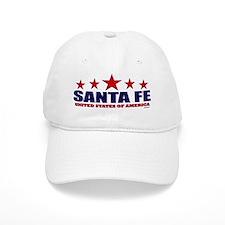 Santa Fe U.S.A. Baseball Cap