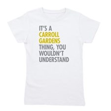Carroll Gardens Thing Girl's Tee
