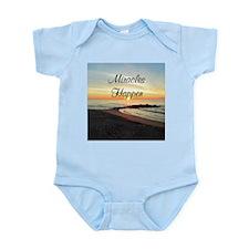 MIRACLES HAPPEN Infant Bodysuit