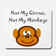 Monkeys Mousepad