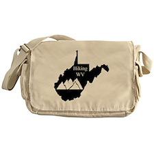 Hiking West Virginia Messenger Bag