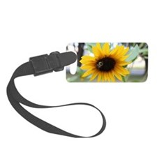 Let it Bee  Luggage Tag