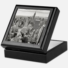 New York City Skyscrapers Keepsake Box