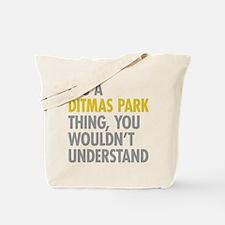 Ditmas Park Thing Tote Bag