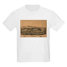 Rare Map of Altamont,NY 1889 T-Shirt