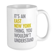 East New York Thing Mug