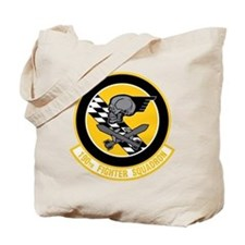 190th Fighter Squadron Tote Bag