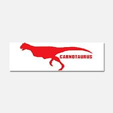 Carnotaurus Car Magnet 10 x 3