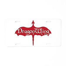 Dwg Logo 2014 Aluminum License Plate