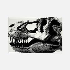 Tyrannosaur Skull Magnets