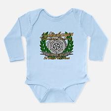 Turbo Inc Long Sleeve Infant Bodysuit