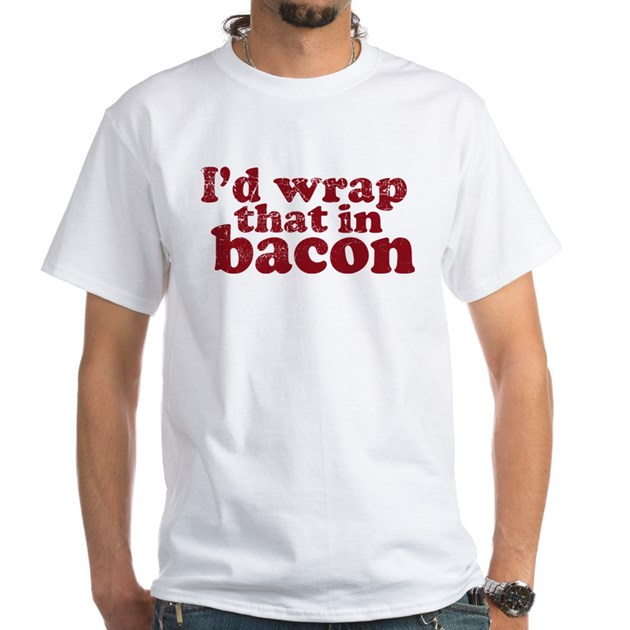 how to fix shirts that bacon