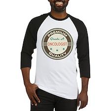 Oncologist Vintage Baseball Jersey
