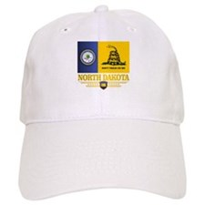 North Dakota Gadsden Baseball Baseball Cap