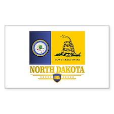 North Dakota Gadsden Decal