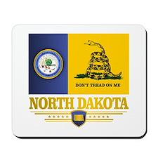 North Dakota Gadsden Mousepad