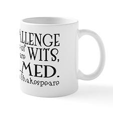 Unarmed Mug