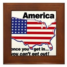 America - Once You Get In... You Cant Get Out! Fra