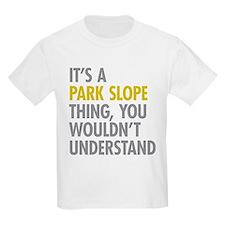 Park Slope Thing T-Shirt