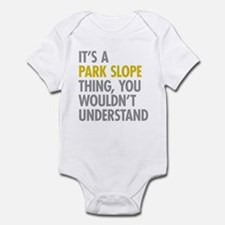 Park Slope Thing Infant Bodysuit