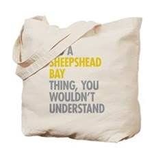 Sheepshead Bay Thing Tote Bag