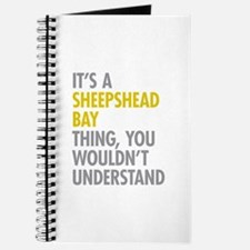 Sheepshead Bay Thing Journal