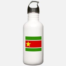 Guadelupe Flag Water Bottle
