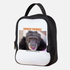 Save the Chimps - Express Yourself Neoprene Lunch