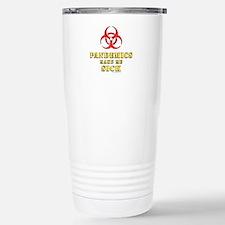 Pandemics... Stainless Steel Travel Mug