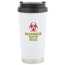 Pandemics... Travel Mug