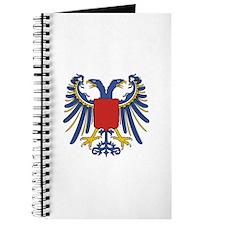 Eagle Two Heads-Shield Journal