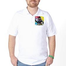 Nebula CMYK T-Shirt