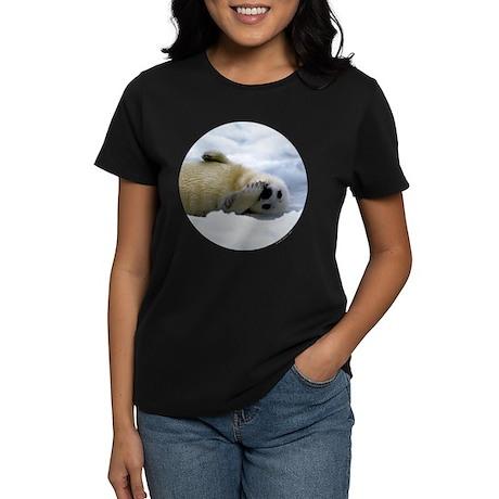 Harp Seal Women's Dark T-Shirt