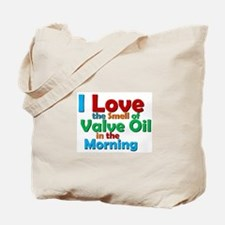 Valve Oil Tote Bag