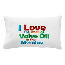 Valve Oil Pillow Case