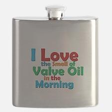 Valve Oil Flask