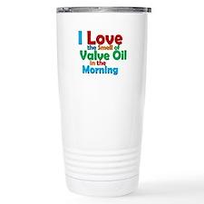 Valve Oil Travel Mug