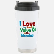 Valve Oil Travel Mug