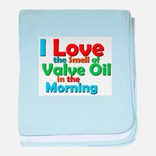Valve Oil baby blanket